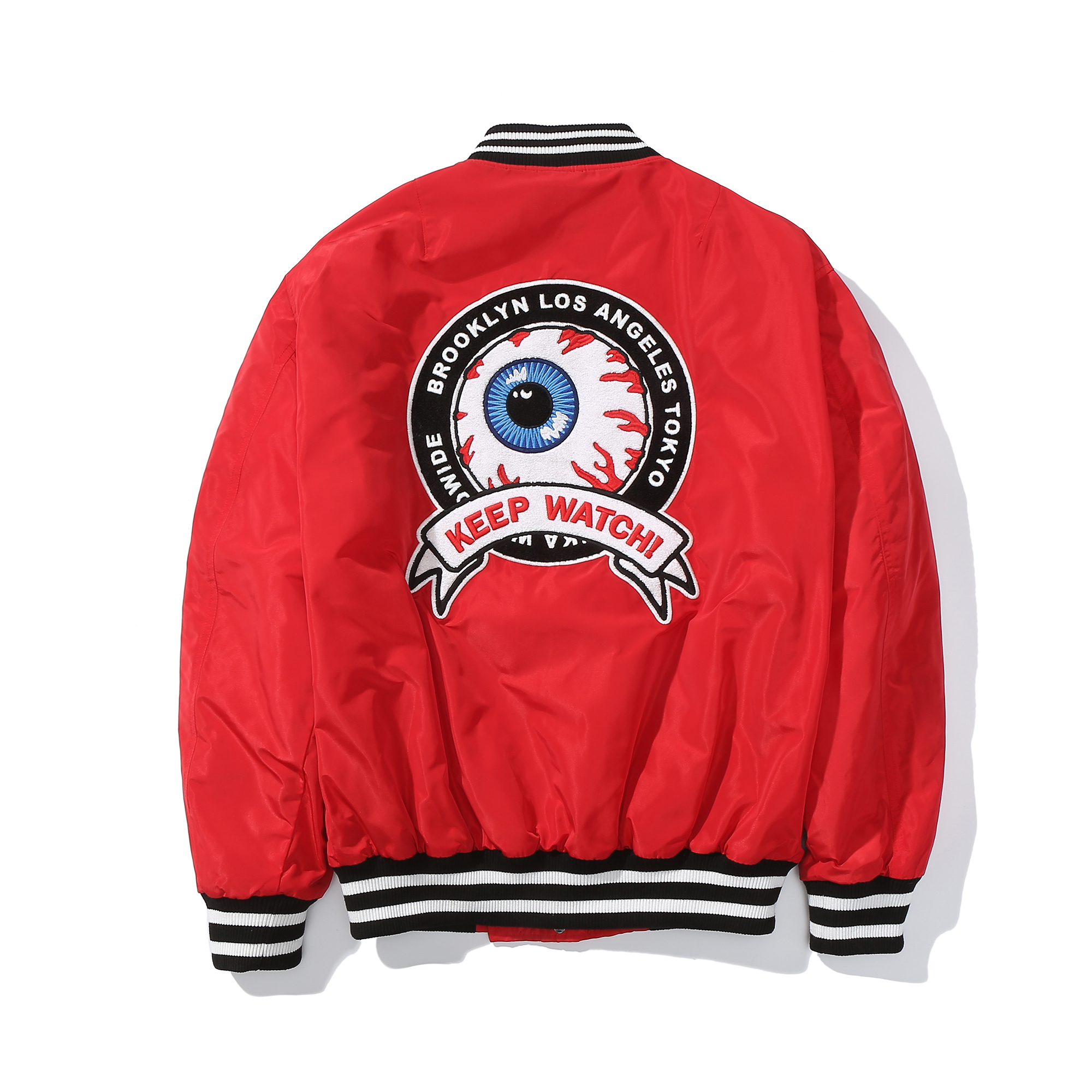 Keep Watch Coach's Jacket