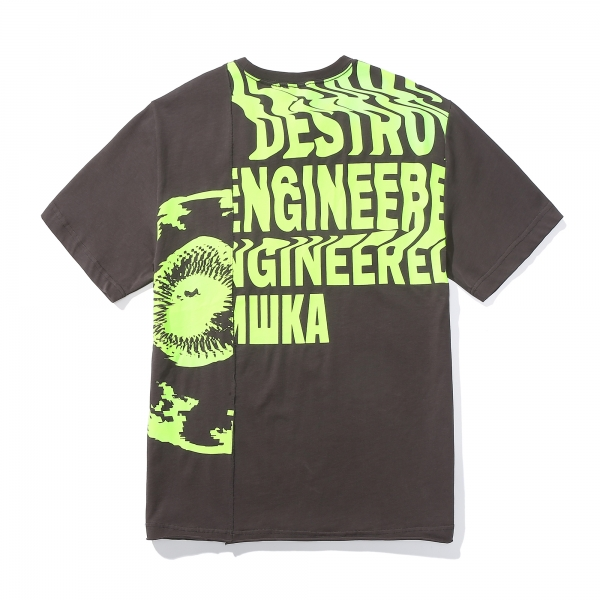 Engineered To Destroy Keep Watch T-Shirt