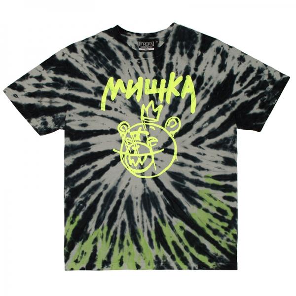 Tie-Dye Bear Mop T-Shirt