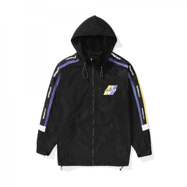 Mishka Zip-Up Jacket