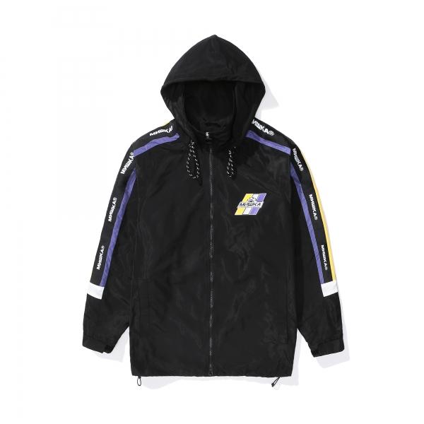 Mishka Zip-Up Jacket