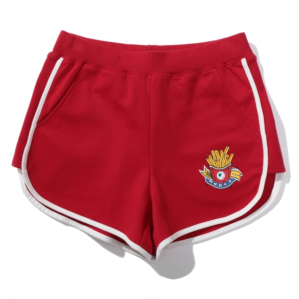 Women's French Fry Short Shorts