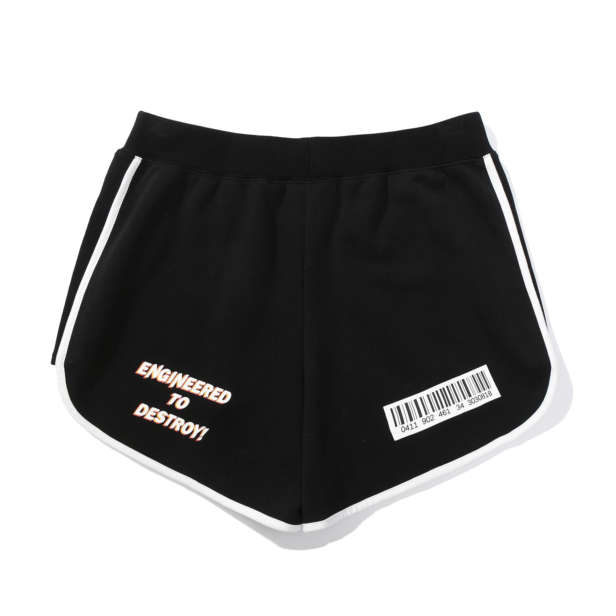Women's French Fry Short Shorts
