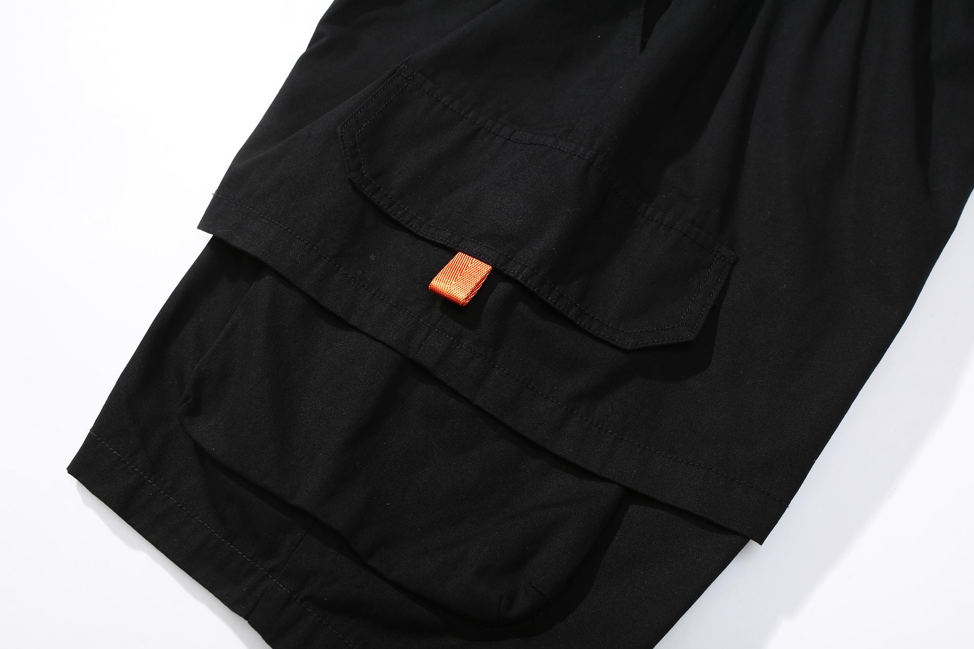 Worldwide Razz Cotton Shorts