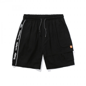 Worldwide Razz Cotton Shorts
