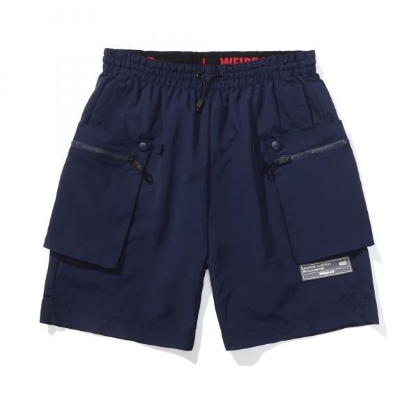ETD Worldwide Taslan Nylon Shorts