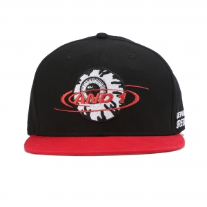 And1 x Mishka Keep Watch Streetball Strapback Cap