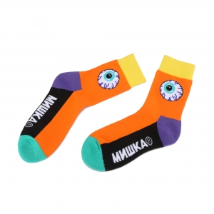 Keep Watch Vigilante Crew Socks