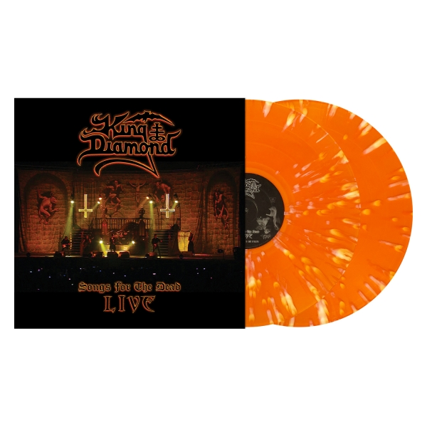 Songs for the Dead Live (Orange Splatter)