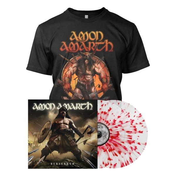 Berserker - LP Splatter Bundle
