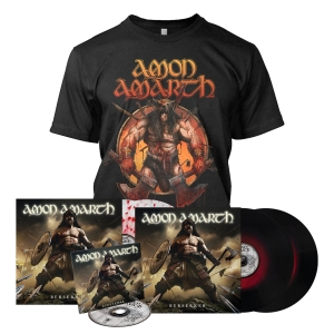 Pre-Order: Berserker - Collectors CD Bundle