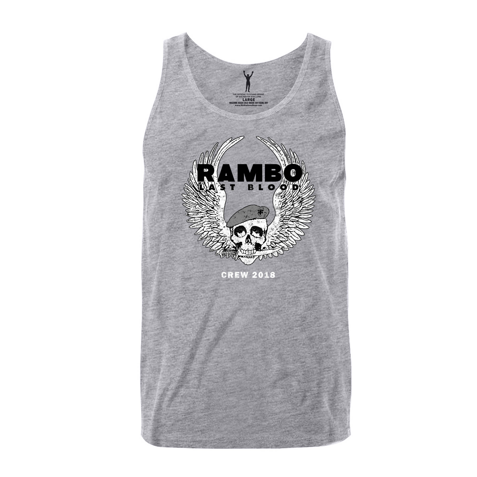 RAMBO LAST BLOOD Cast & Crew Tank