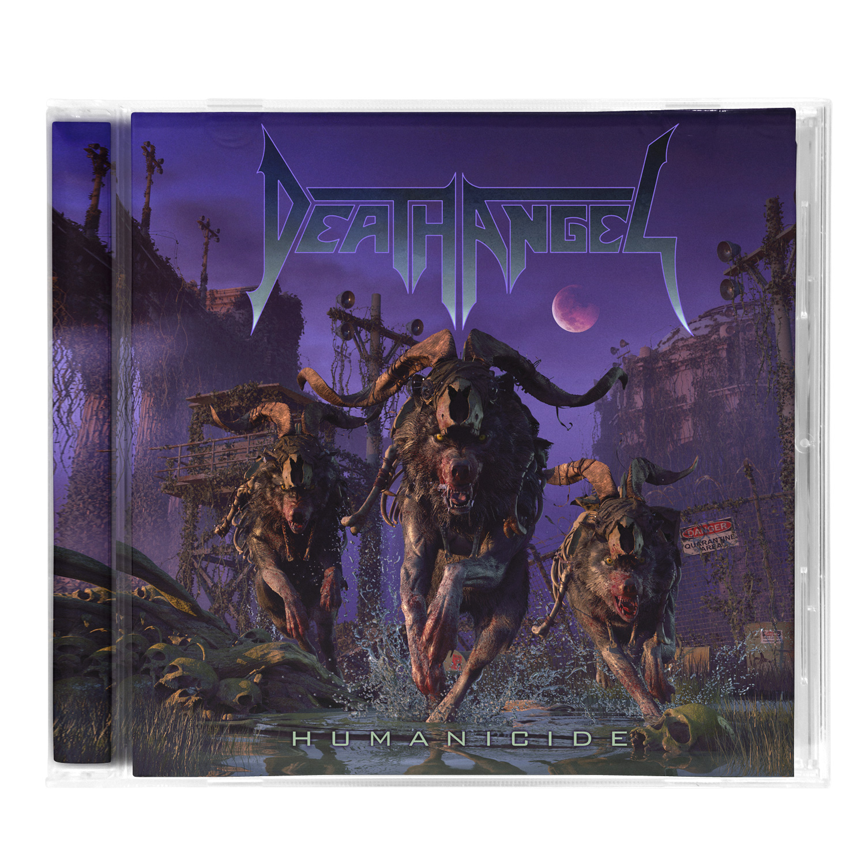 Humanicide Deluxe CD Bundle