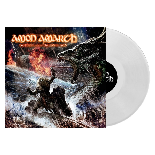 Twilight of the Thunder God (Clear Vinyl)