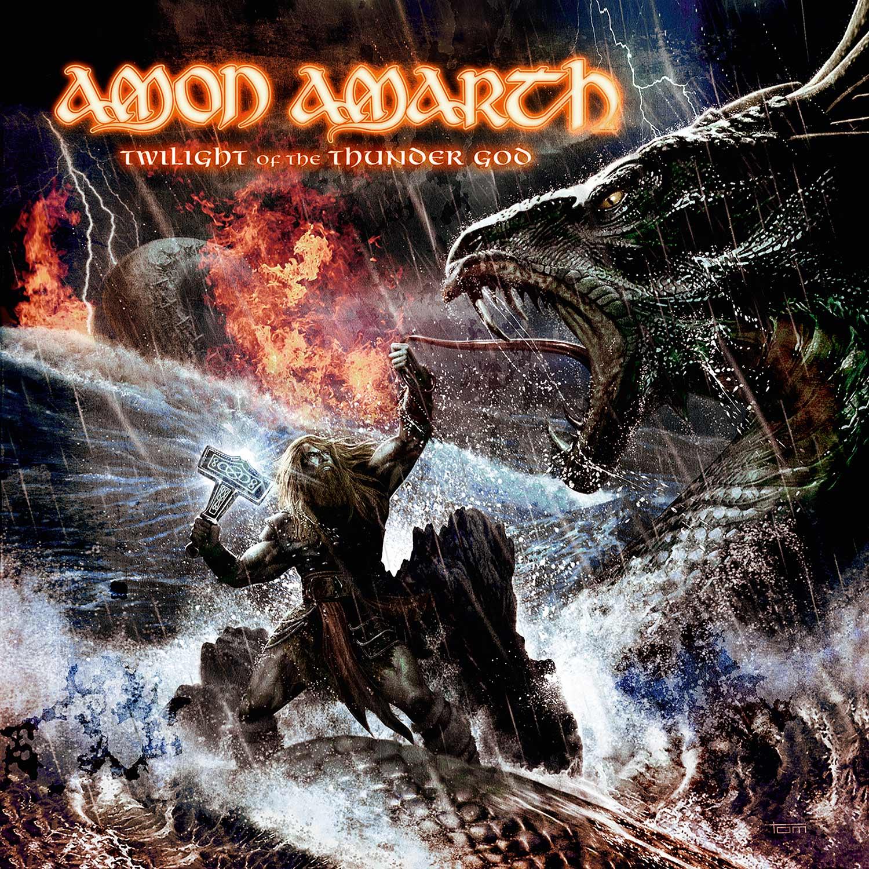 Twilight of the Thunder God (Clear Vinyl)