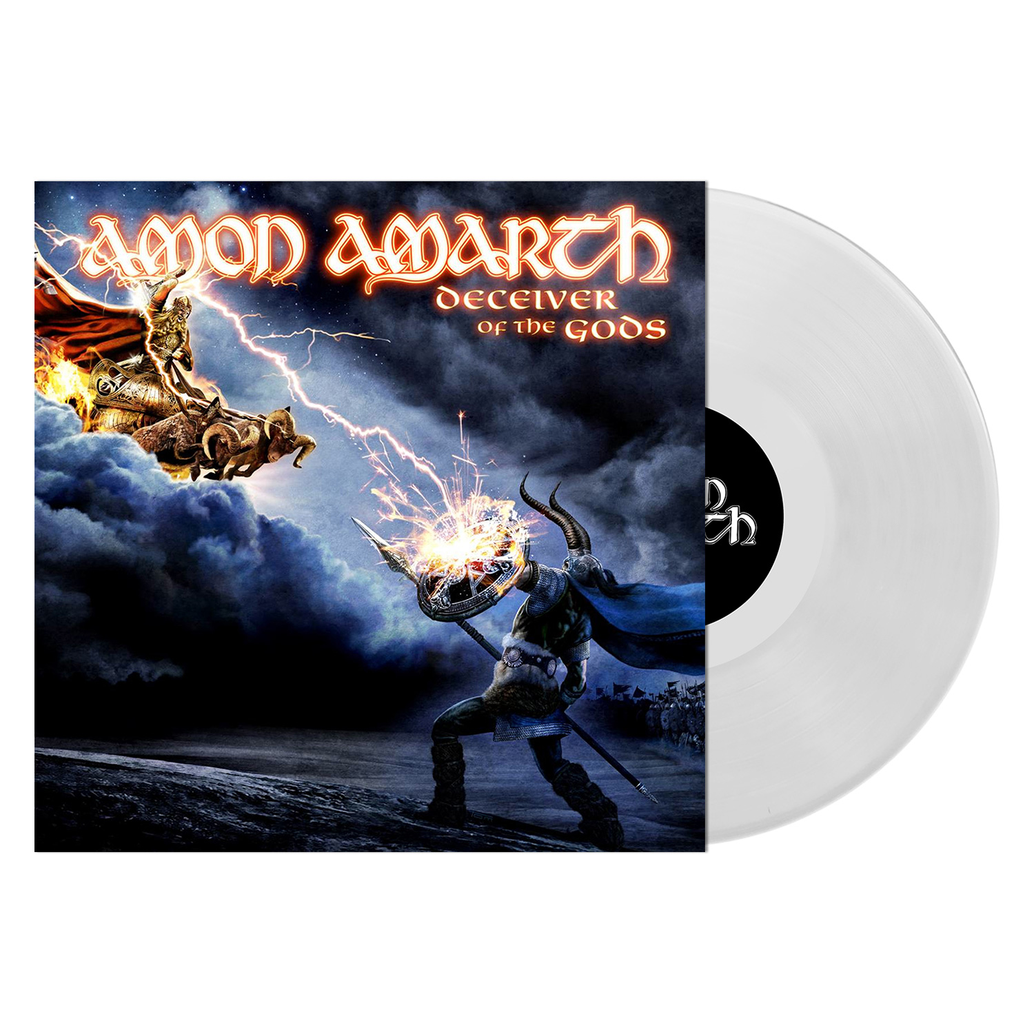 Deceiver of the Gods (Clear Vinyl)