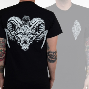 6b6aace1 T-Shirt. $25.99. Alrekr Demon/Jamie Christ Colab (Black)