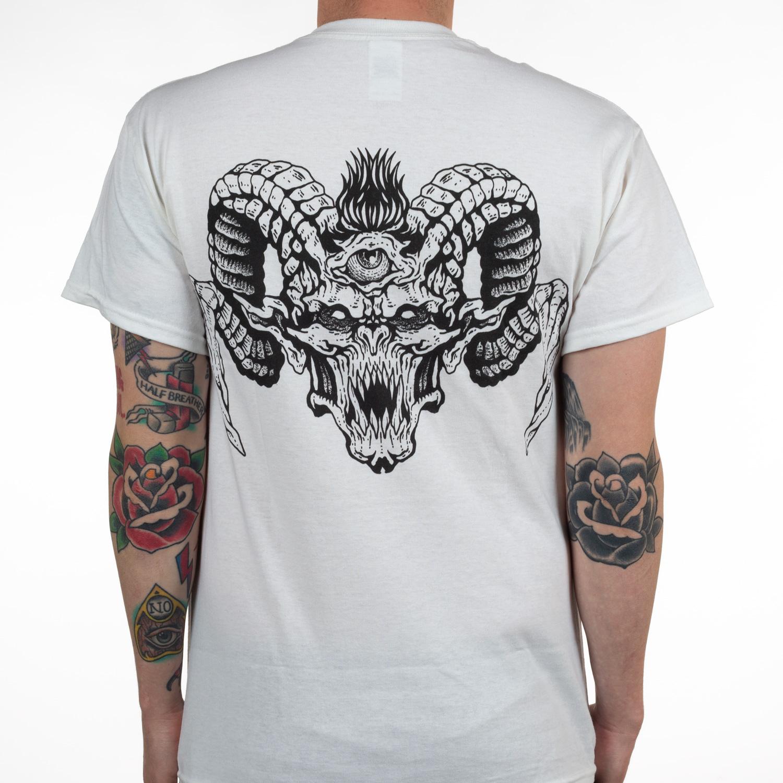 Alrekr Demon/Jamie Christ Colab (White)