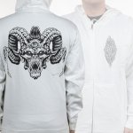 Alrekr Demon/Jamie Christ Colab (White)
