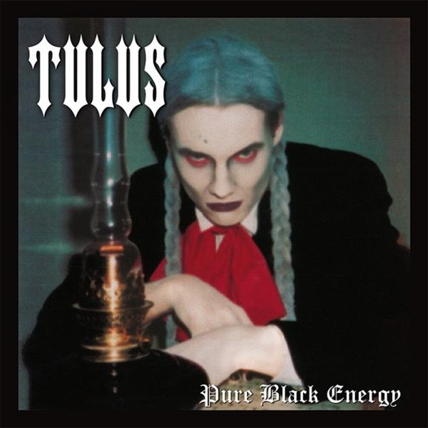 Pure black energy (white vinyl)