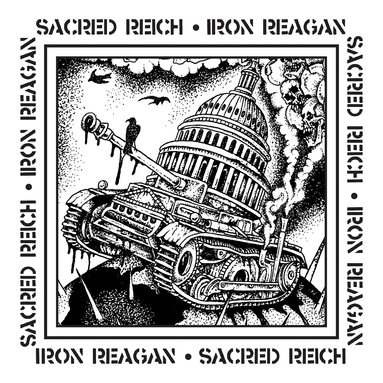 Sacred Reich / Iron Reagan Split