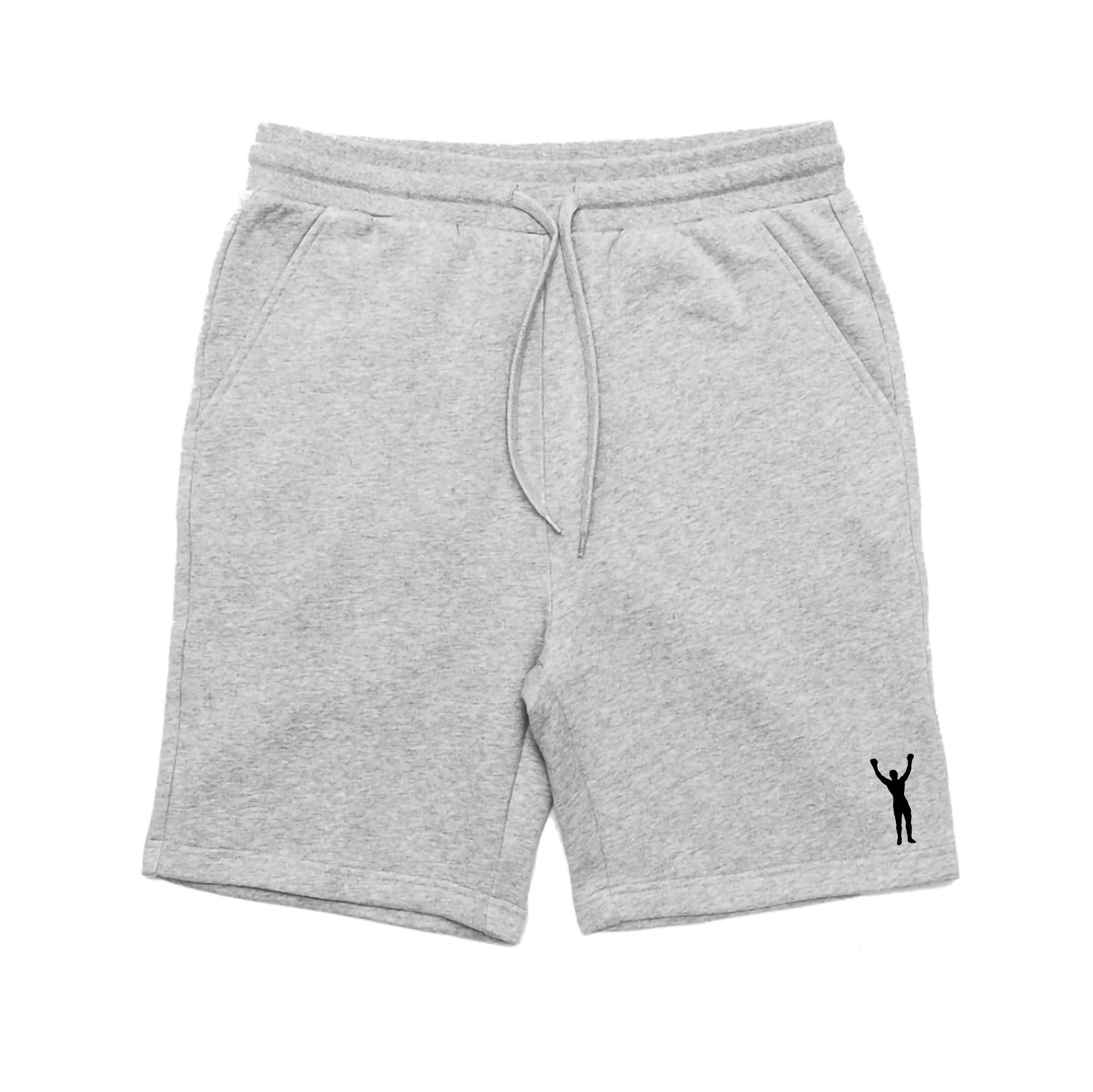 Rocky Statue Grey Shorts