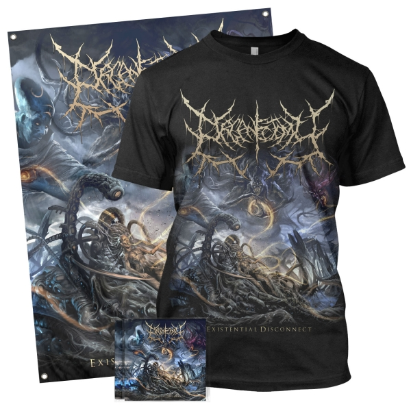 Existential Disconnect CD + Tee Bundle