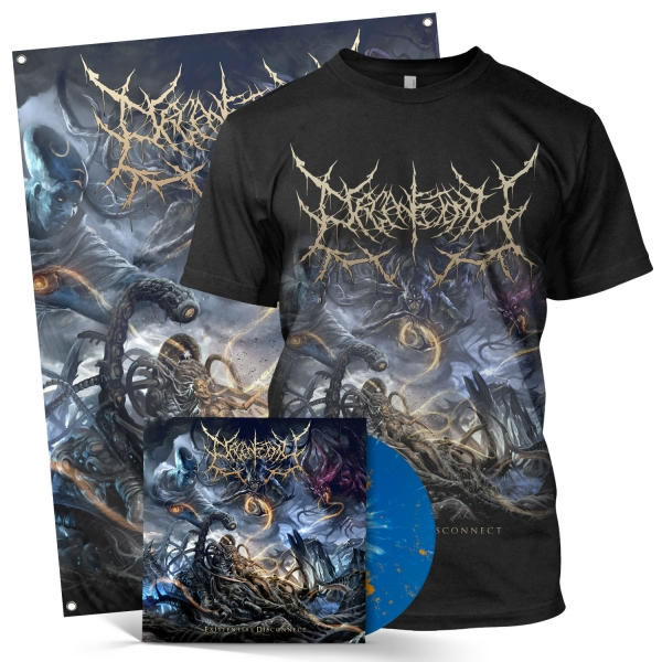Existential Disconnect LP + Tee Bundle