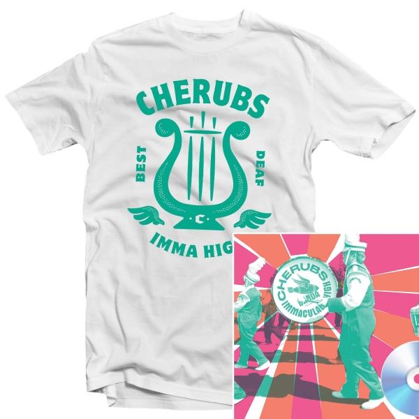 Immaculada High T Shirt + CD Bundle