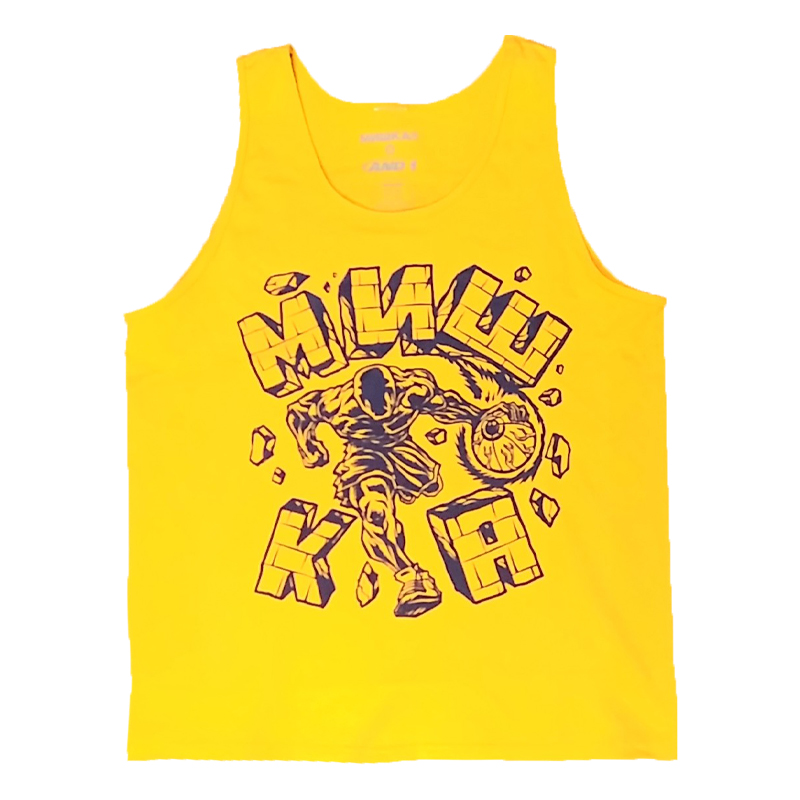 And1 x Mishka Hard In The Paint Tank