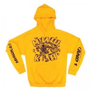 And1 x Mishka 90Hard In The Paint  Hoodie