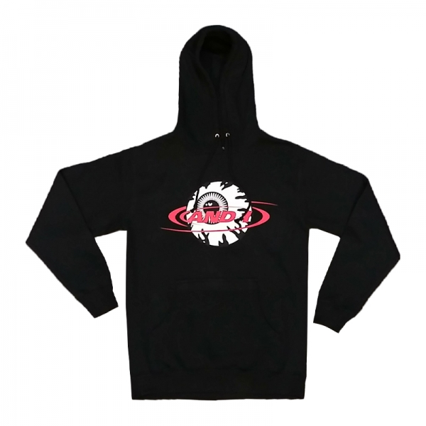 And1 x Mishka Keep Watch Hoodie