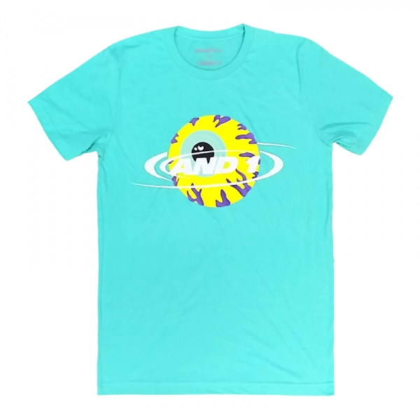 And1 x Mishka Keep Watch Tee
