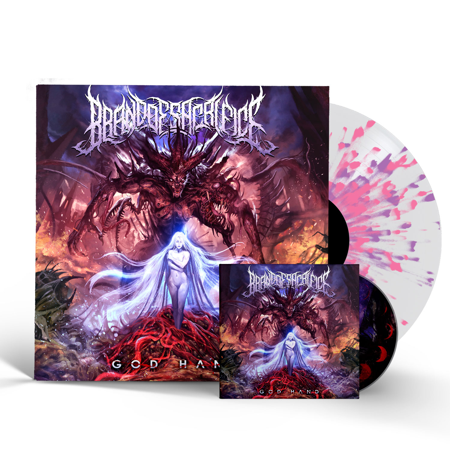 Godhand CD + LP Bundle