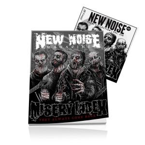 "Misery Index - ""Zombie Prescription"" FLEXI 7""+ Magazine"