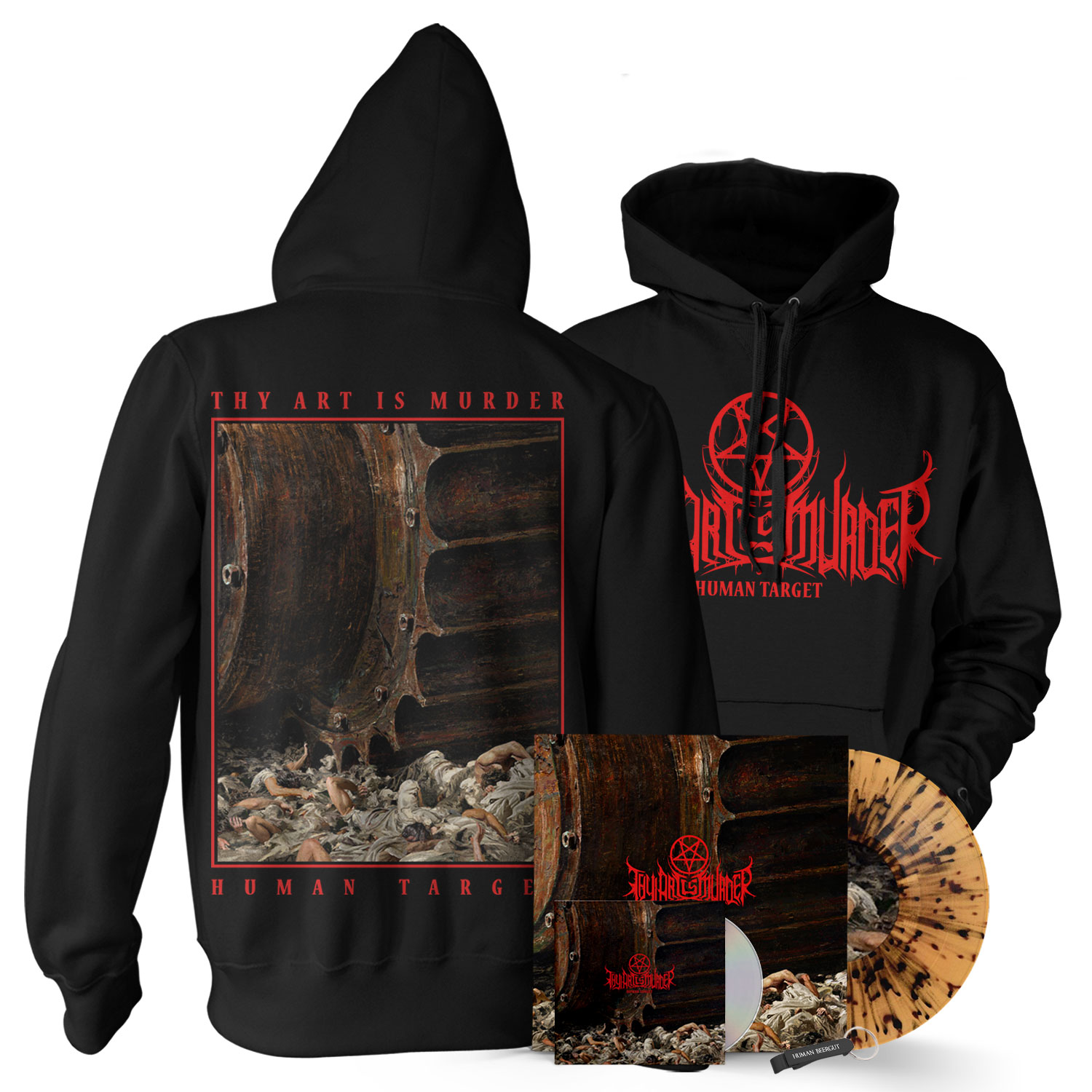 Pullover CD/Vinyl Bundle (Import)