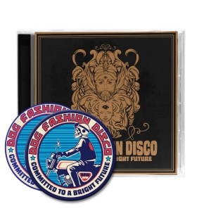 CD/Sticker/Patch Bundle