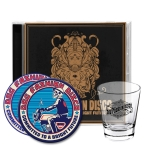 CD/Sticker/Patch/Shotglass Bundle