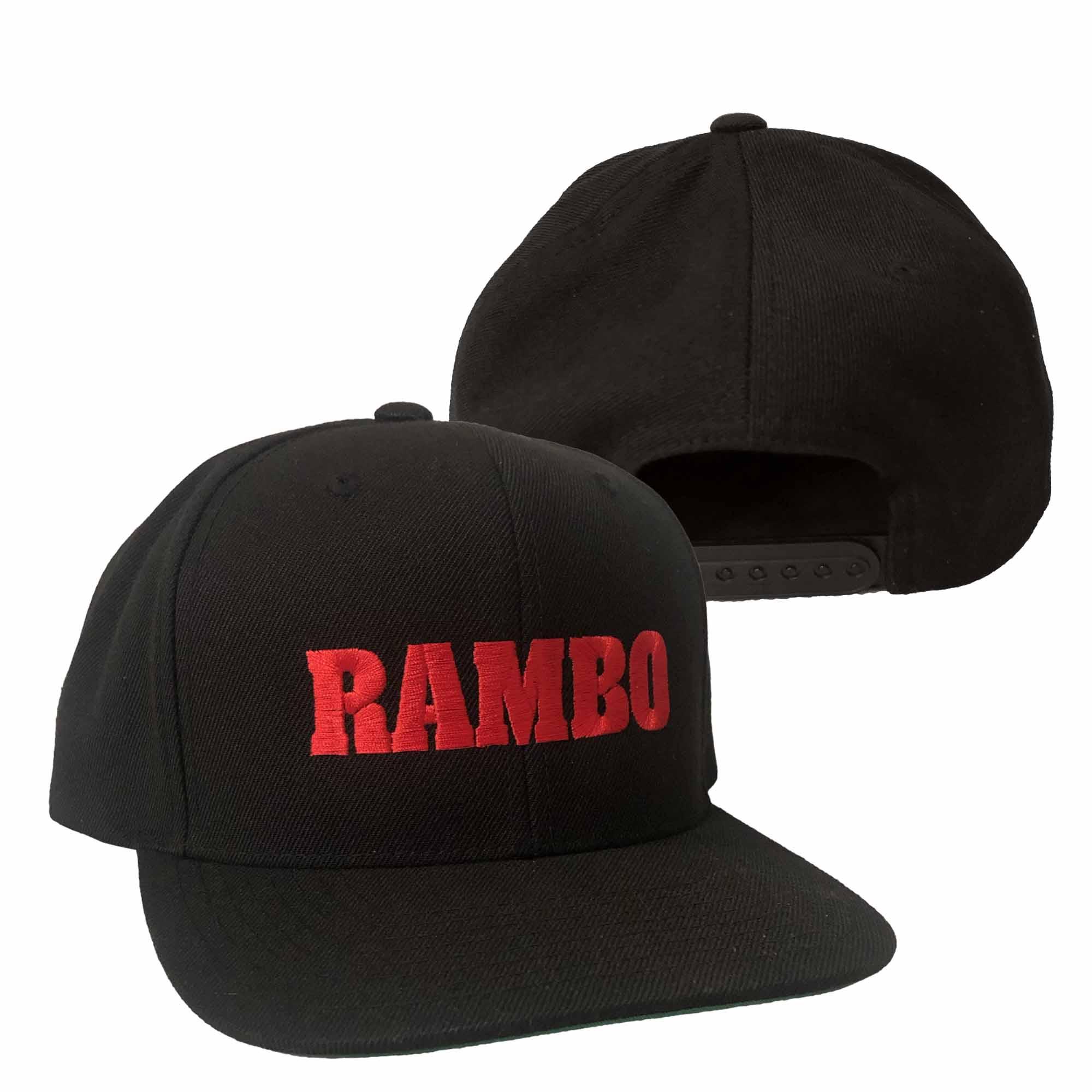 RAMBO Snapback Hat