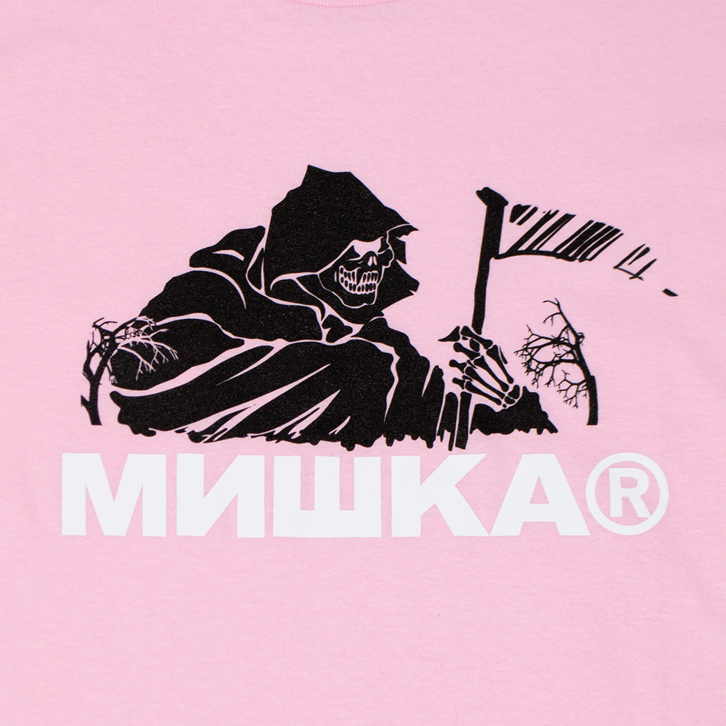 Cyrillic Reaper Tee
