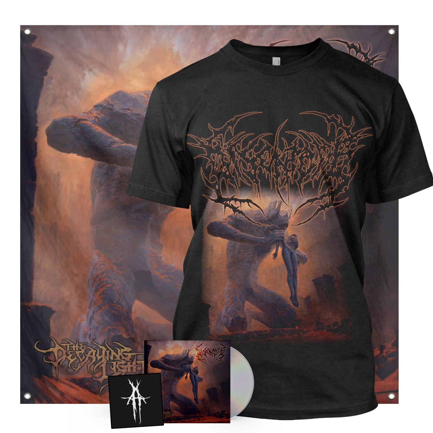 The Decaying Light Deluxe CD Bundle