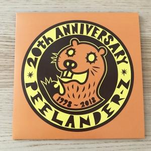 """Beaver Fever (20the Anniversary 7"""")"""