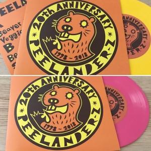 "Beaver Fever (20th Anniversary 7"")"