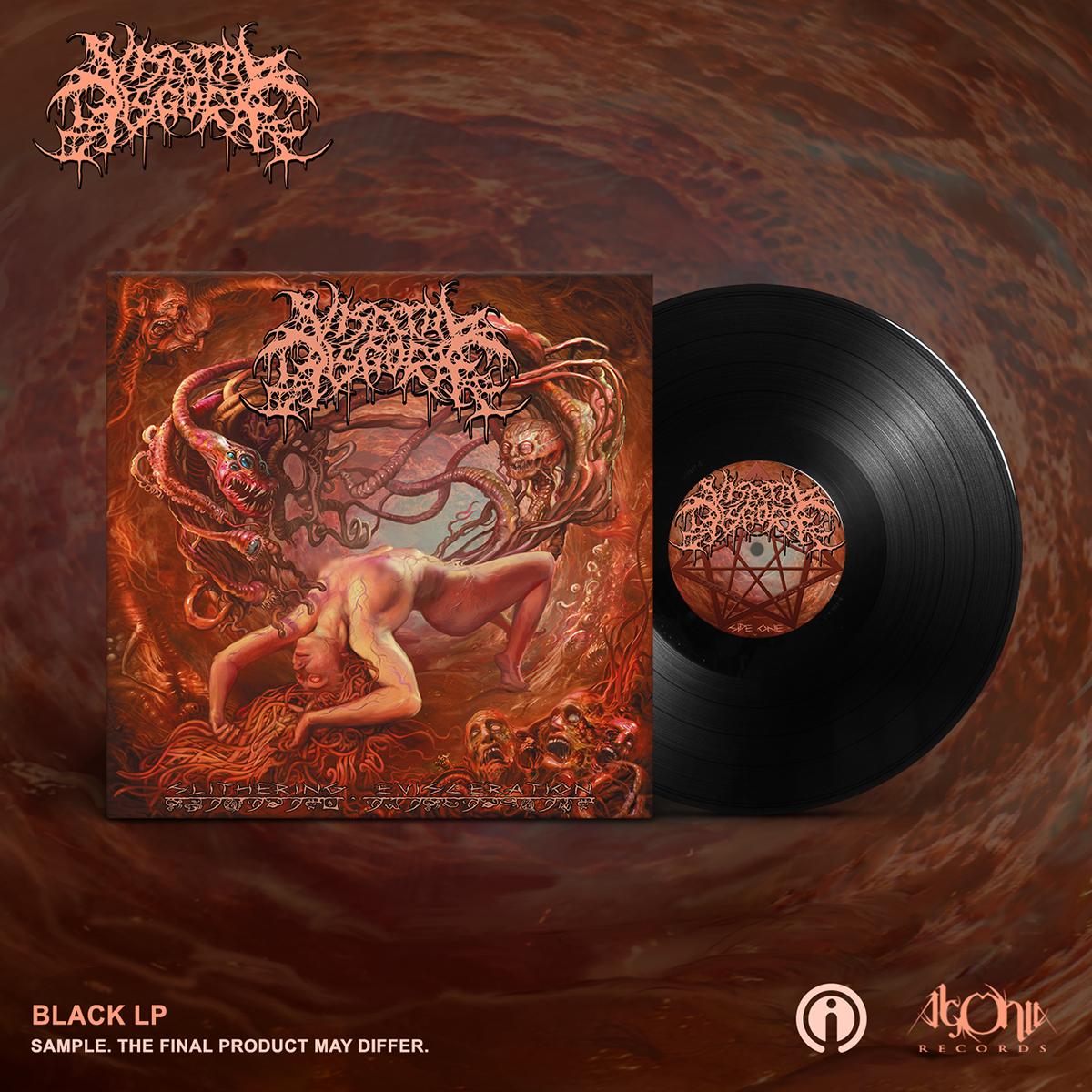 Slithering Evisceration LP + Face Bundle