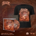 Slithering Evisceration CD + Cover Bundle