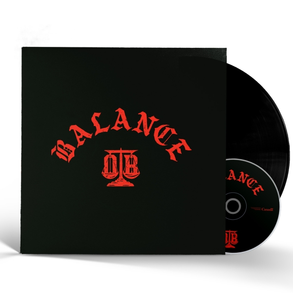 Balance LP/CD/Tee Bundle