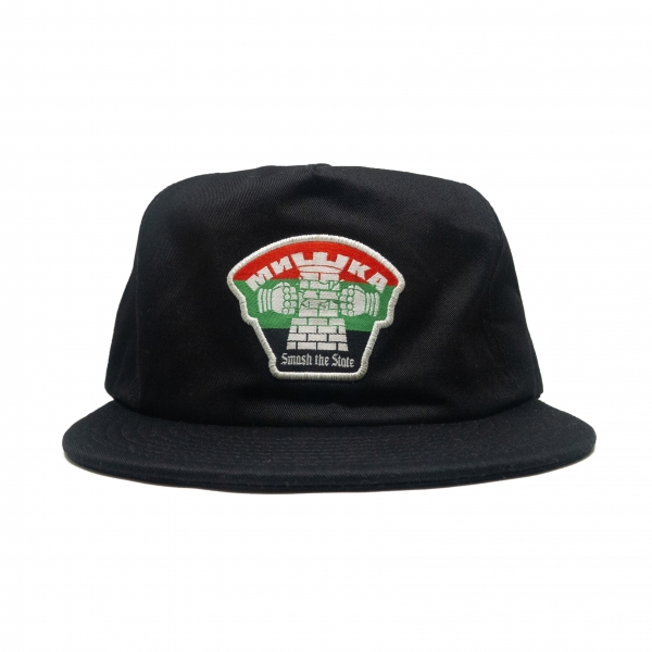 Smash The State Snapback