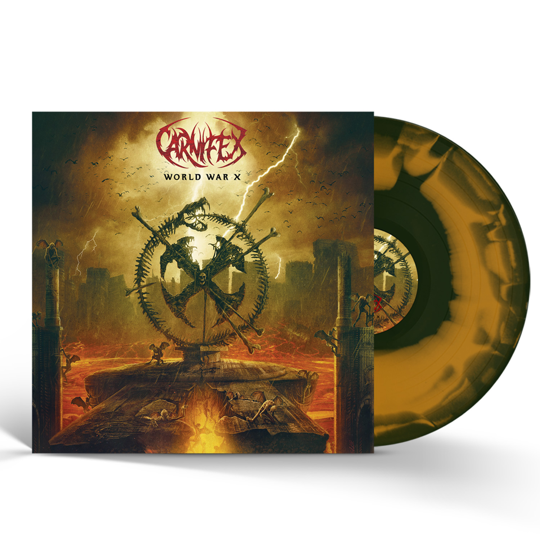 World War X Born To Kill LP Bundle
