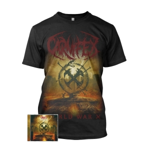 Pre-Order: World War X CD Bundle