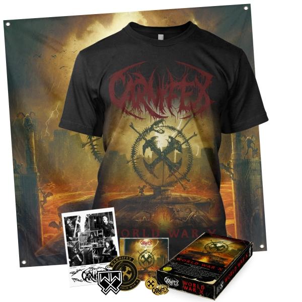 World War X Deluxe CD Bundle